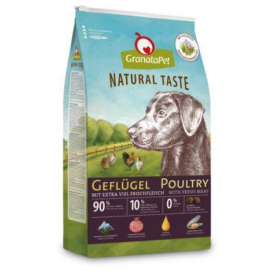 GranataPet Natural Taste Poultry - 2 x 12 kg