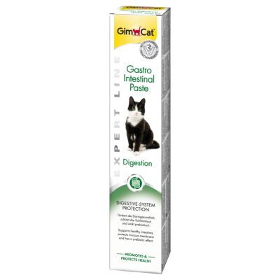 GimCat Gastro Intestinal Paste - 3 x 50 g