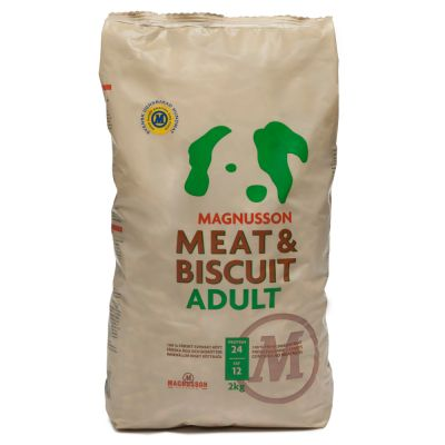 Magnusson Meat Biscuit Adult - 4,5 kg