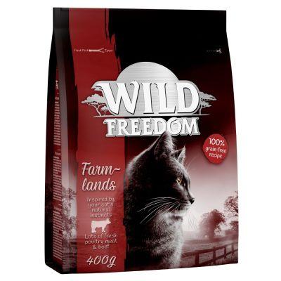 """Wild Freedom Adult """"Farmlands"""" - Beef - 400 g"""