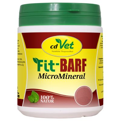 cdVet Fit-BARF MicroMineral