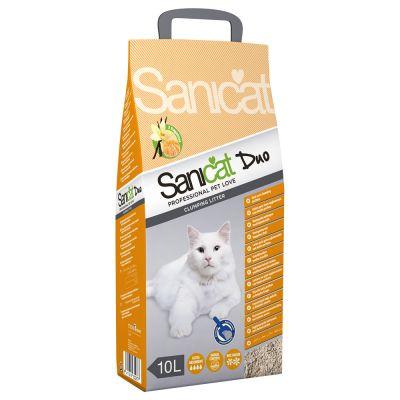 Sanicat Clumping Duo - 3 x 10 l