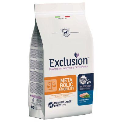 Exclusion Metabolic & Mobility Schwein & Ballaststoffe Medium/Large