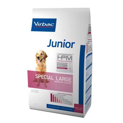 Virbac Veterinary HPM Junior Large - 2 x 12 kg - Pack Ahorro