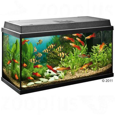 Juwel Rekord 800 akvarium – ca. 110 liter, svart