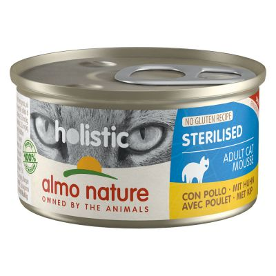 Multipack Almo Nature Holistic Specialised Nutrition 24 x 85 g