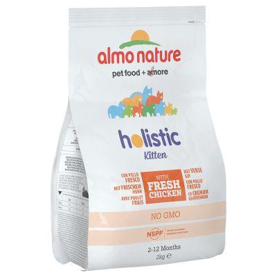 Almo Nature Holistic Kitten Huhn & Reis