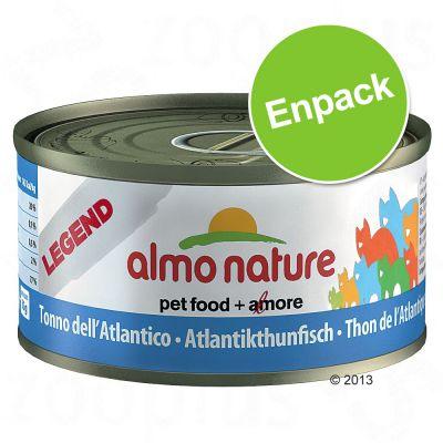 Almo Nature Legend 1 x 70 g – Tonfisk & calamari