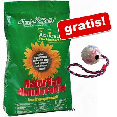 15-kg-markus-muehle-natuurvoer-rubberbal-met-touw-gratis-15-kg-natuur-voer