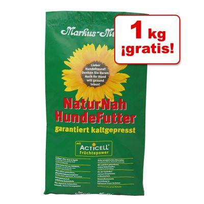 Markus-Mühle 15 kg en oferta: 14 + 1 kg ¡gratis! - Black Angus Junior