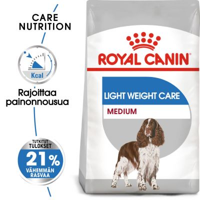 Royal Canin CCN Light Weight Care Medium - 10 kg