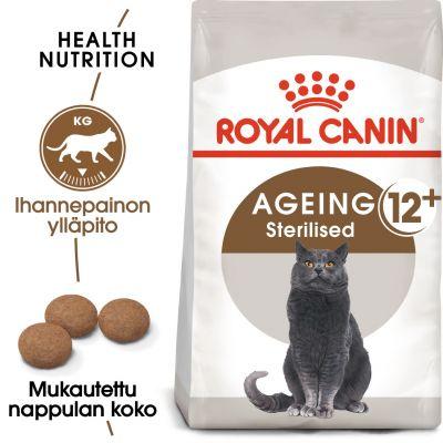 Royal Canin Senior Ageing Sterilised 12+ - 400 g