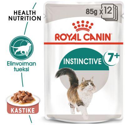 Royal Canin Oral Instinctive +7 in Gravy - 12 x 85 g