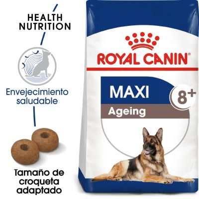Royal Canin Maxi Ageing 8+ - 2 x 15 kg - Pack Ahorro