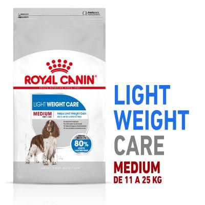 Royal Canin Medium Light Weight Care - 10 kg