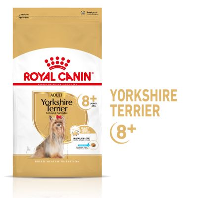 Royal Canin Breed Yorkshire Terrier Adult 8+ - 1,5 kg