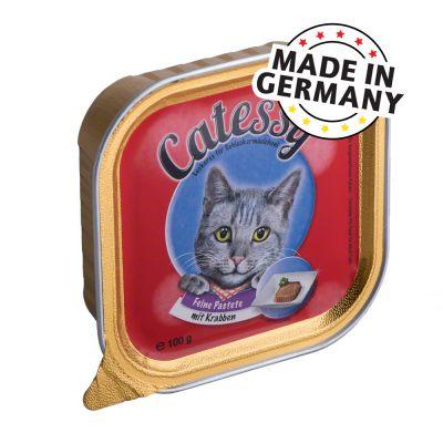 Catessy Fine Paté – säästöpakkaus: 32 x 100 g