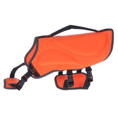 Koiran pelastusliivit - L-koko: selän pituus noin 46 cm