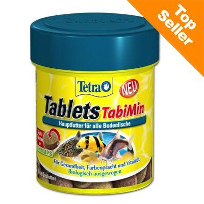 Tetra Tablets TabiMin -ruokatabletit - 275 tablettia (85 g)