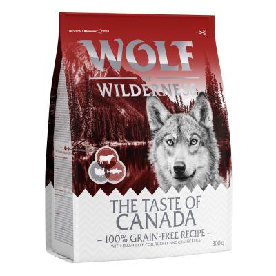 "Wolf of Wilderness Adult ""The Taste of Canada"" - Probierpaket"