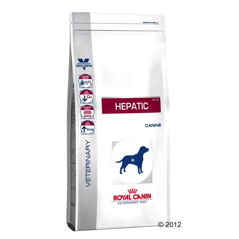 Royal Canin Veterinary Diet Hepatic HF 16 - 12 kg