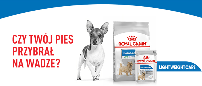 Light Weight Care Royal Canin dla małych ras
