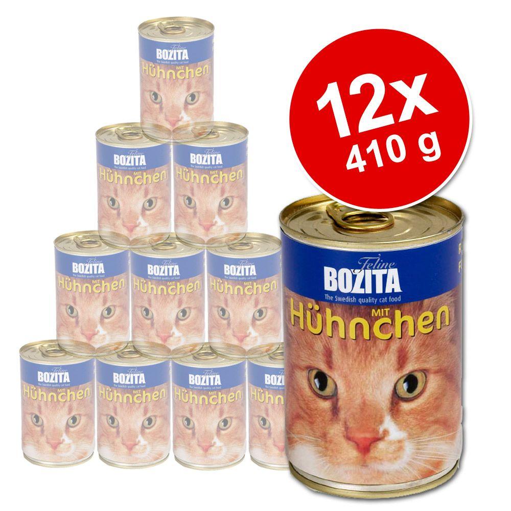 Chat Boîtes et sachets Bozita Bozita boîtes