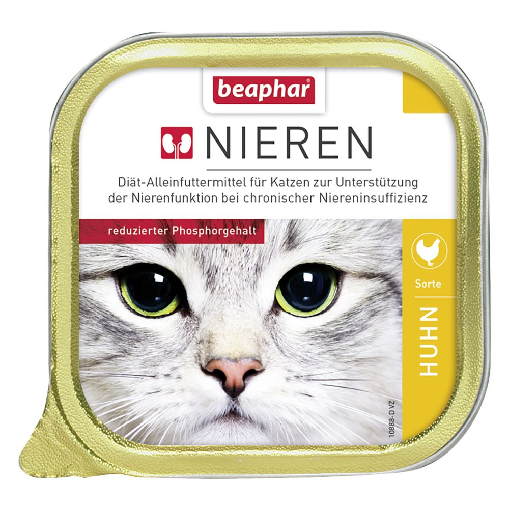 Renal Diet Chicken beaphar Wet Cat Food