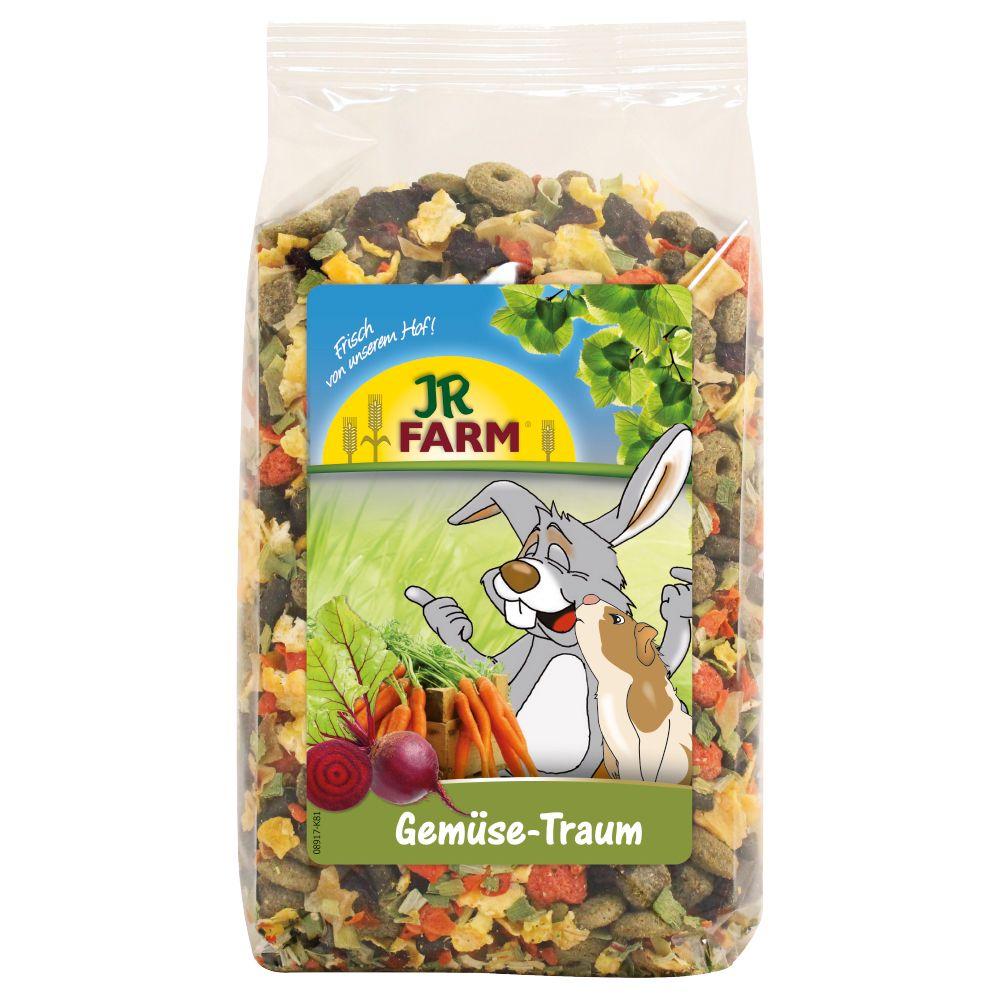 JR Farm Gemüse-Traum wymarzone warzywa dla gryzonia - 200 g