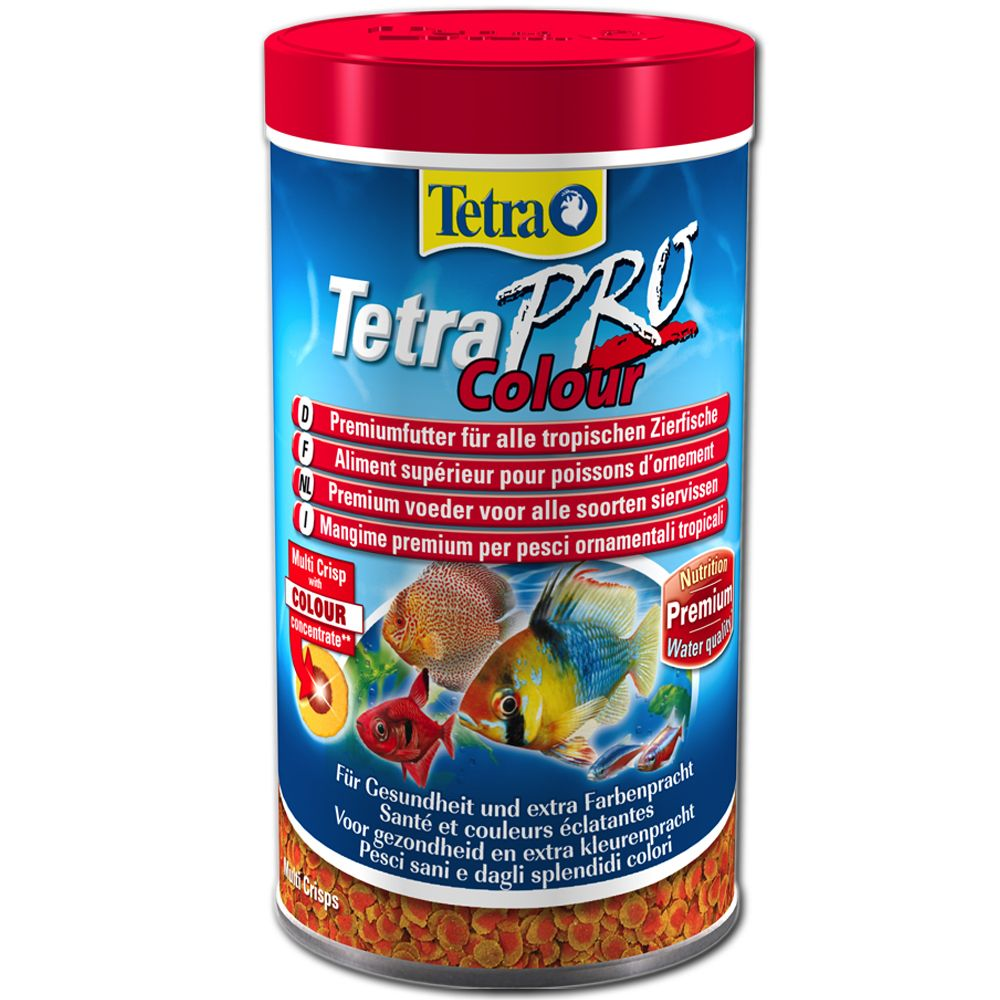 TetraPro Colour Pokarm w płatkach - 500 ml