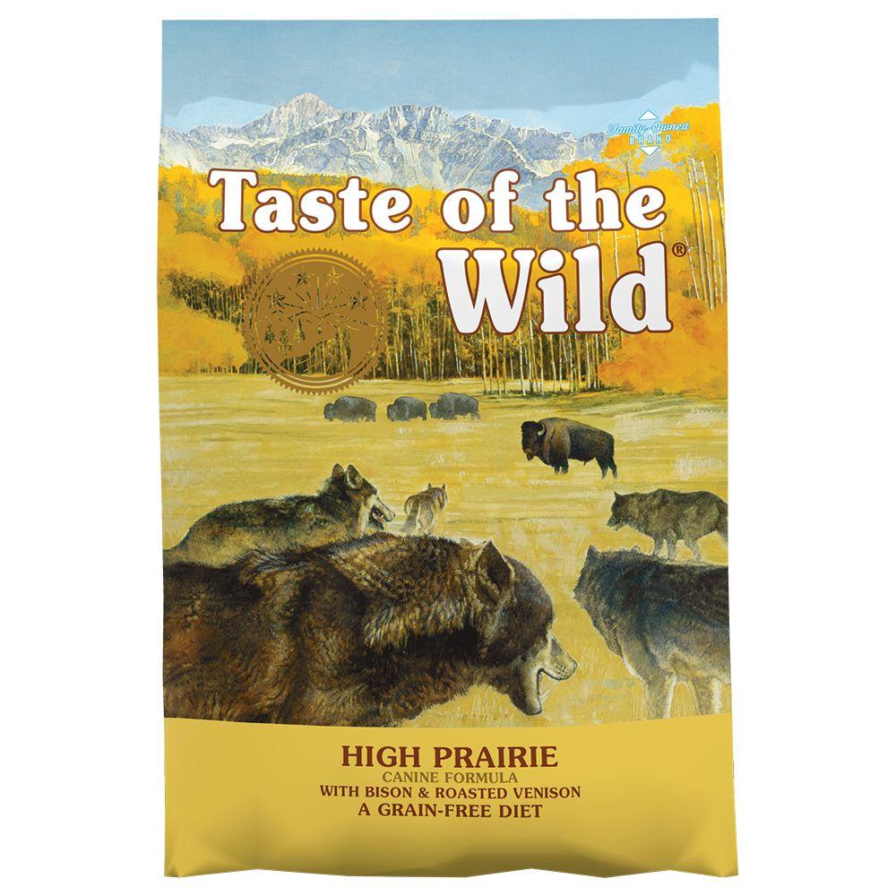 Taste of the Wild - High Prairie Adult - 12.2kg