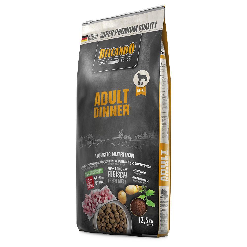 12,5kg Belcando Adult Dinner - Croquettes pour chien