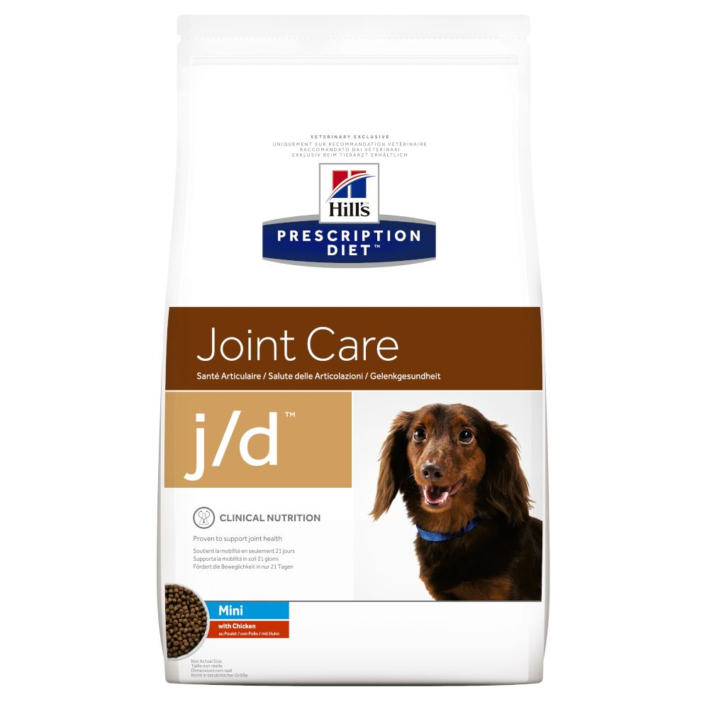 Hill's Prescription Diet Canine j/d Mini Joint Care with Chicken - 2kg