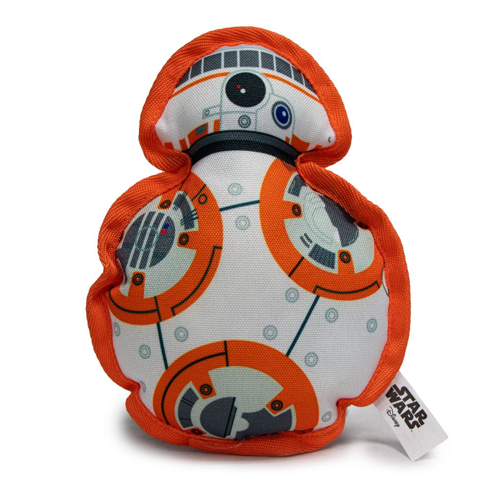 Hundespielzeug Star Wars BB-8 -  L 20 x B 15 x H 6 cm