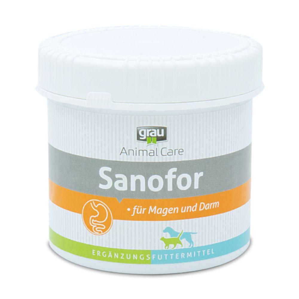 500g Grau Sanofor pour la digestion - pour chat