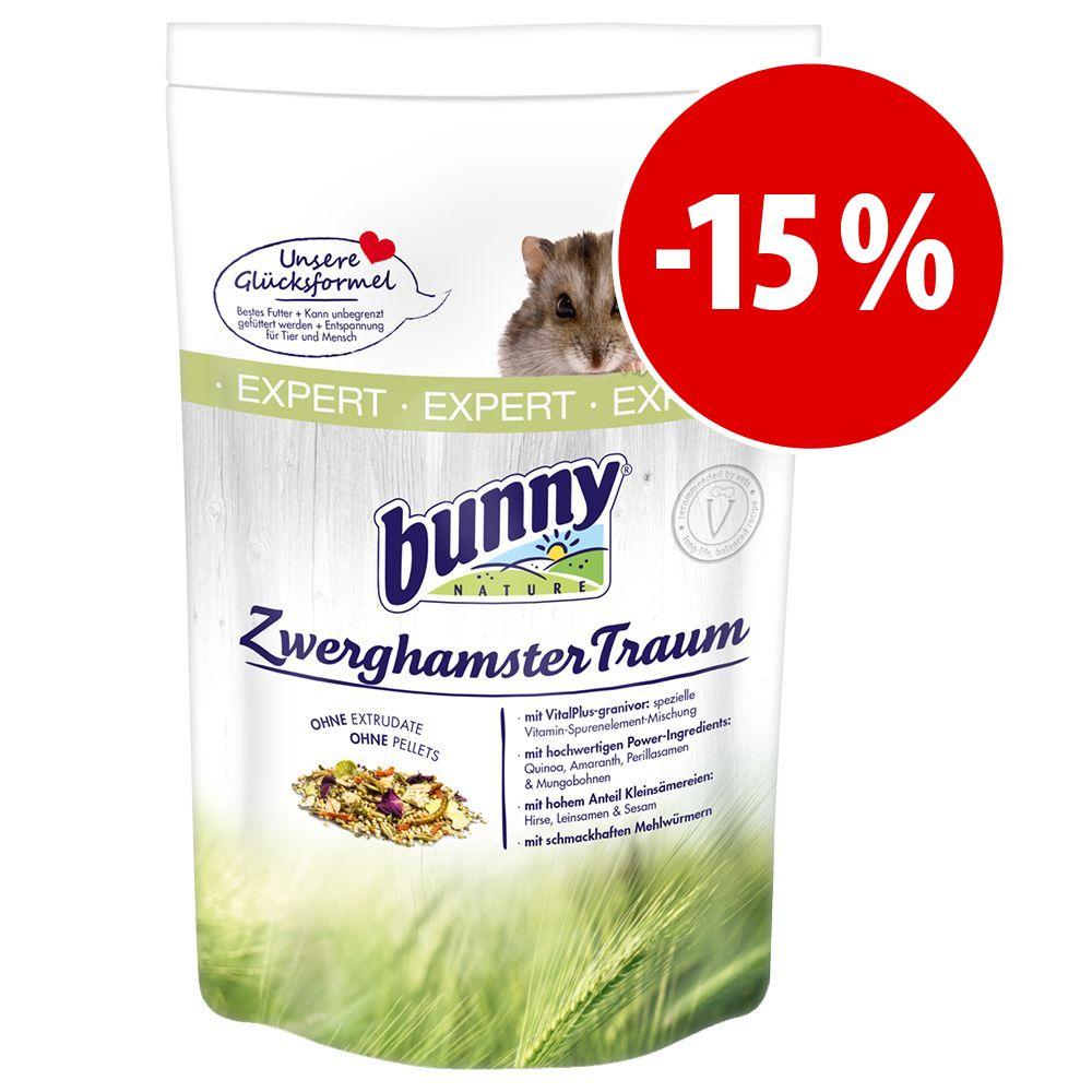 Image of Prezzo speciale! 500 g Bunny Sogno EXPERT per criceti nani - 500 g