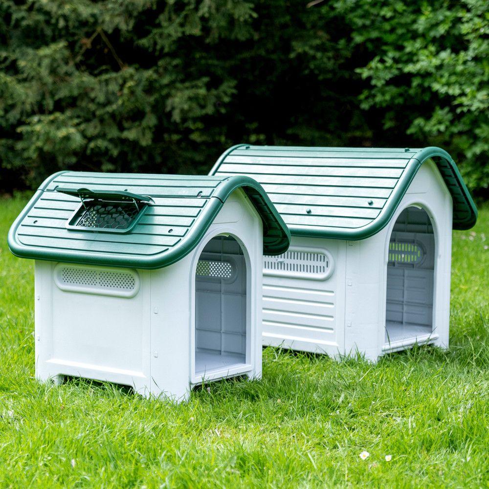 Image of Cuccia per cani e gatti HAFENBANDE Cottage - L 87 x P 72 x H 75,5 cm
