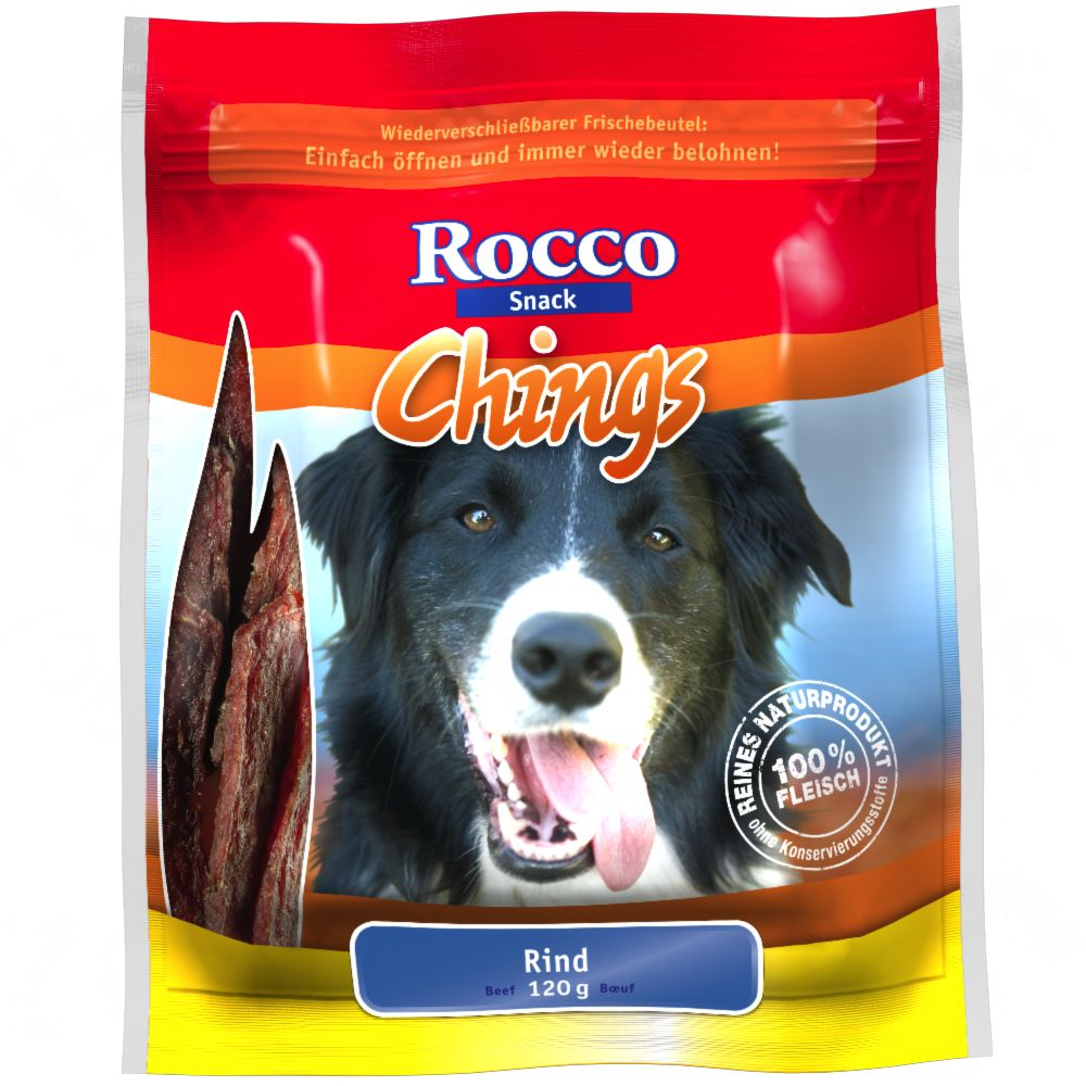 Chien Friandises ★ Rocco Friandises Rocco Chings