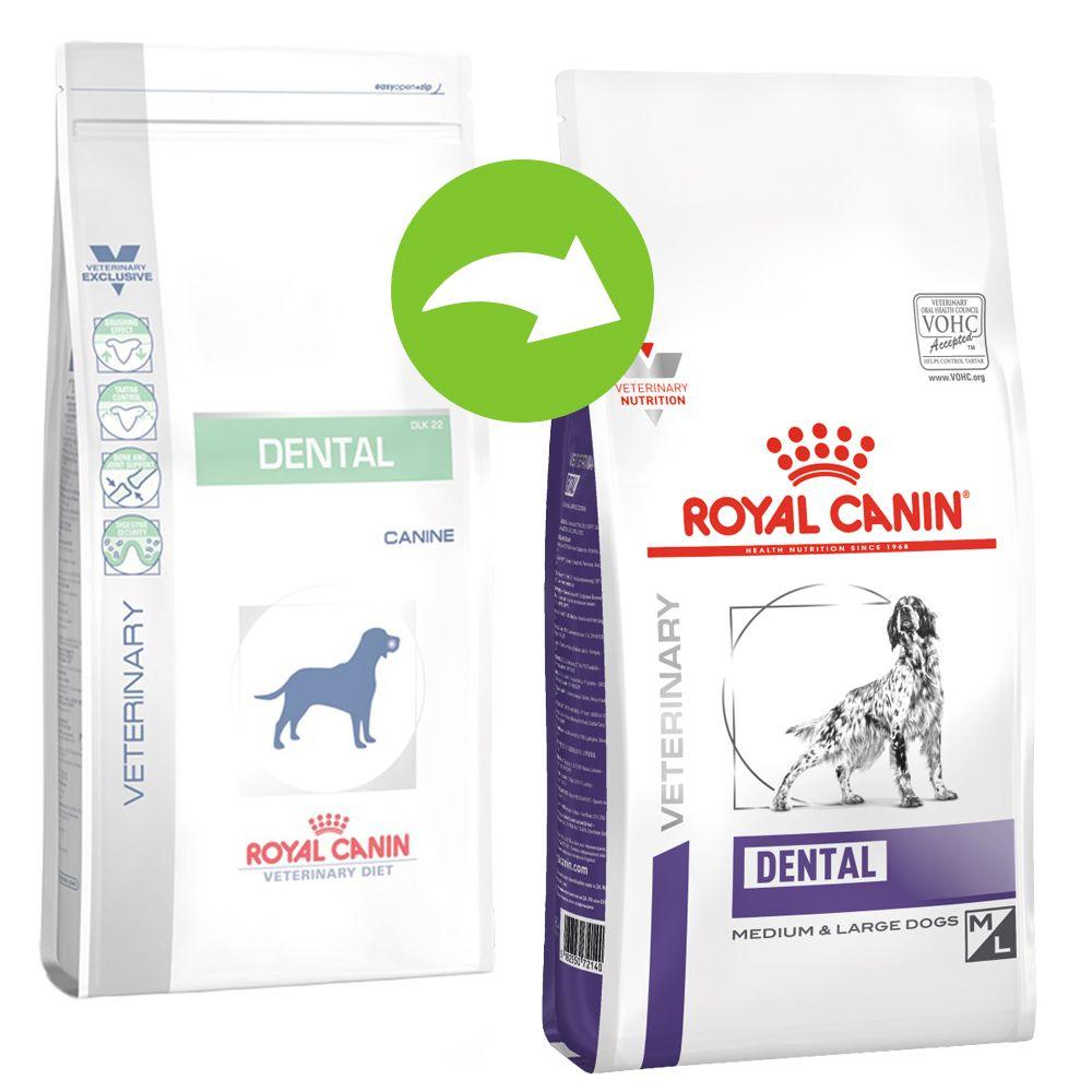 Royal Canin Veterinary Diet Canine Dental - Ekonomipack: 2 x 13 kg