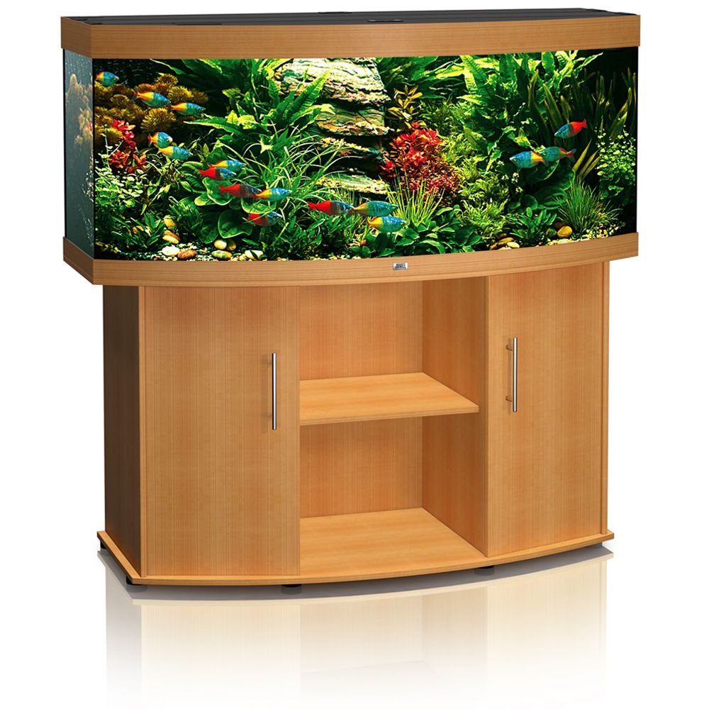 Aquarium mit Schrank-Kombination Vision 450 in buche