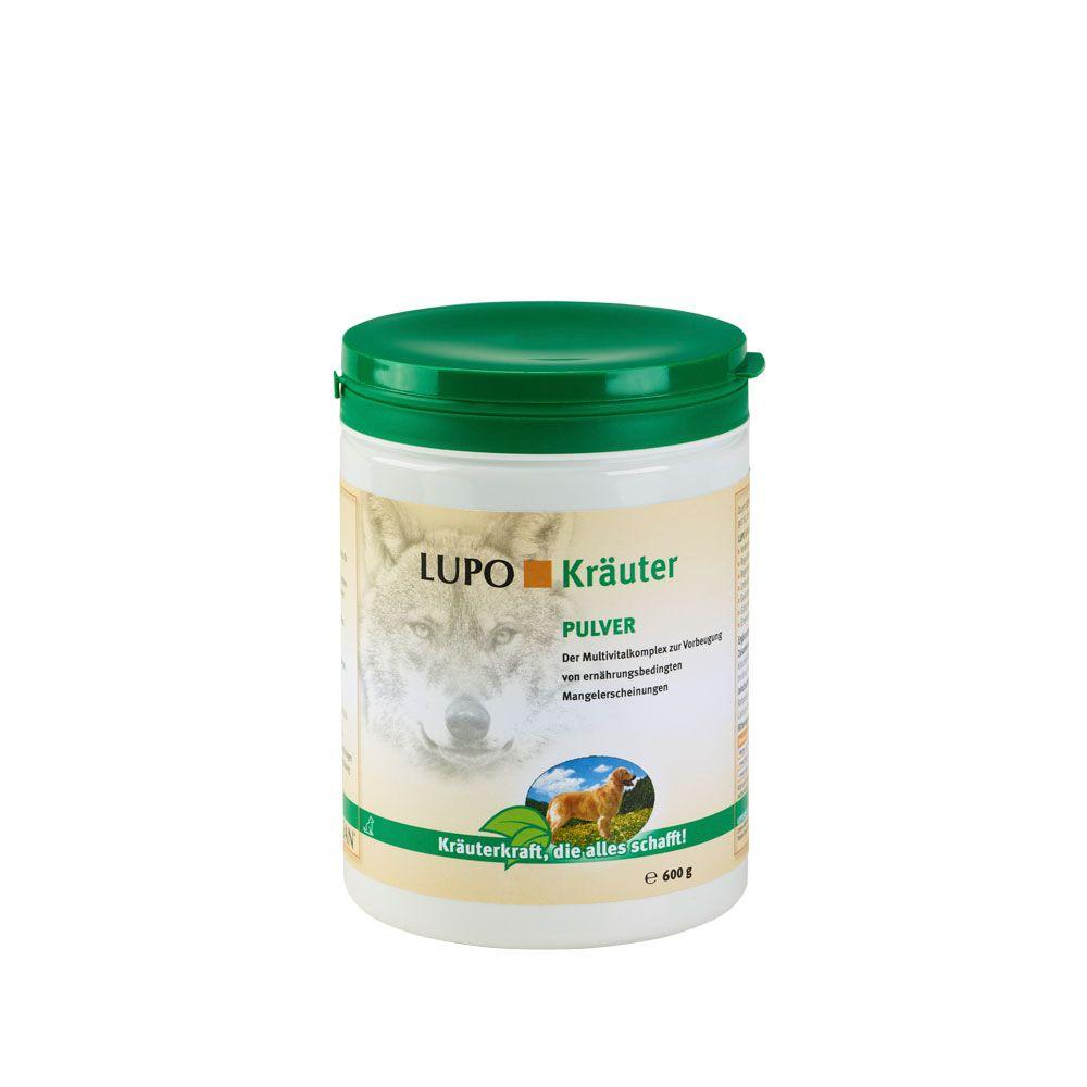 LUPO Kräuter Pulver - 1000 g