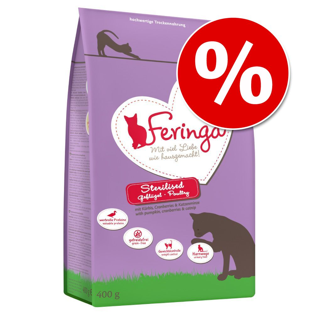 Image of Prezzo prova! 400 g Feringa - Adult Anatra