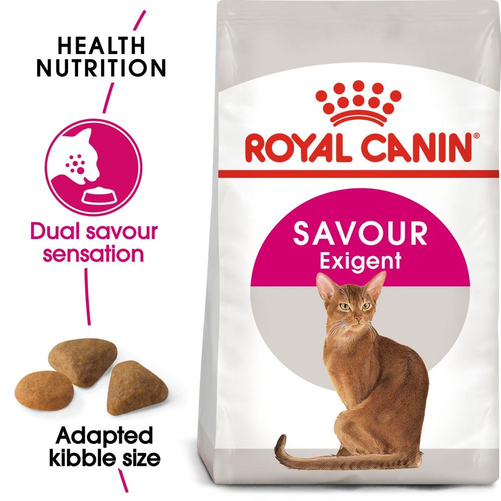Royal Canin Savour Exigent - 10 kg