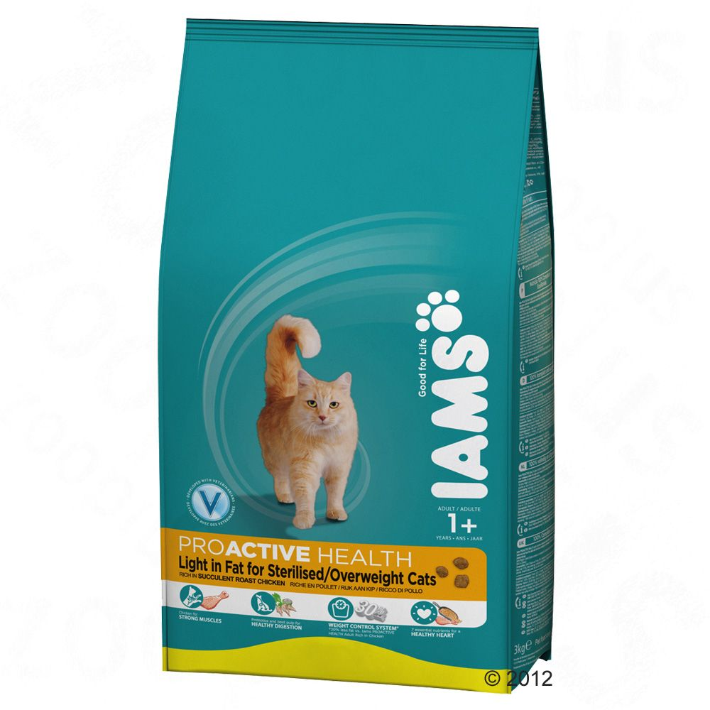 iams-light-csirke-10-kg