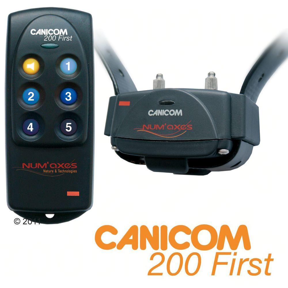 Obroża treningowa Numaxes Canicom 200 First - Zestaw Canicom 200 First