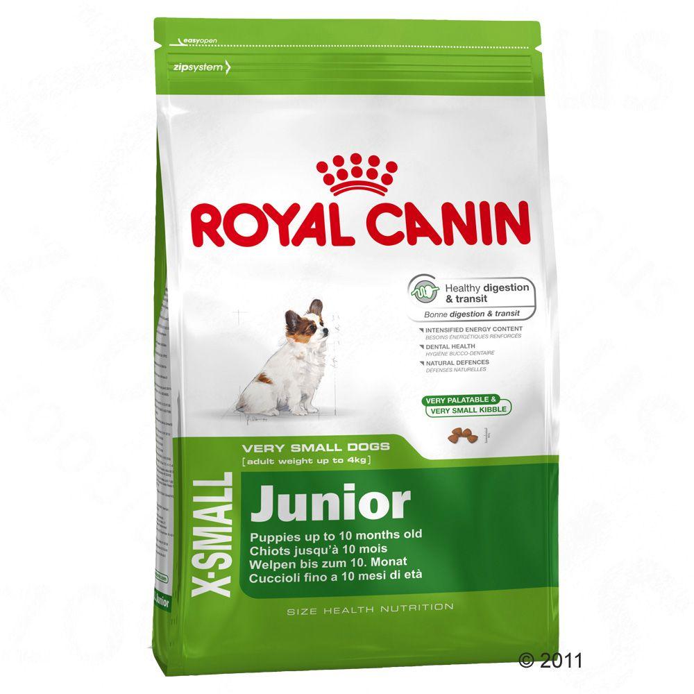 Royal Canin X-Small Junior - 3 kg