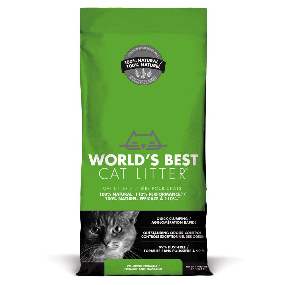 World's Best Cat Litter Katzenstreu - passende Streuschaufel