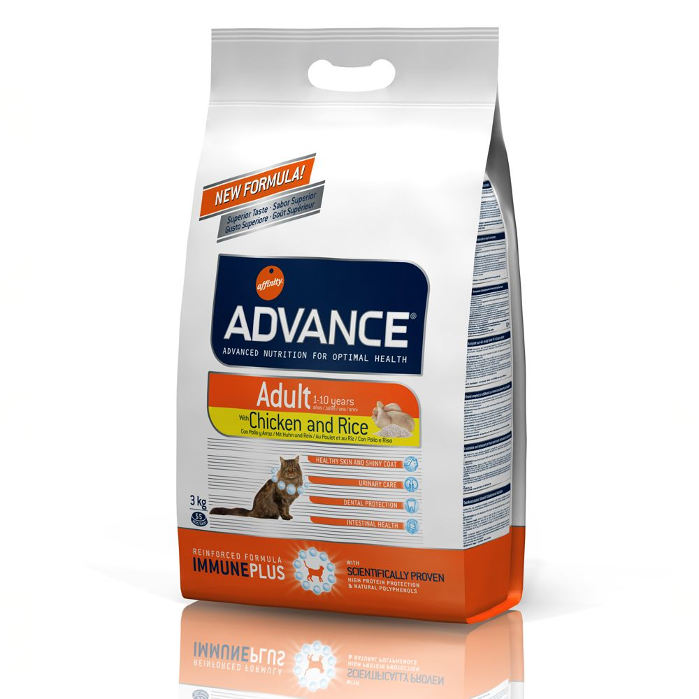 Advance Adult Chicken & Rice - 15 kg