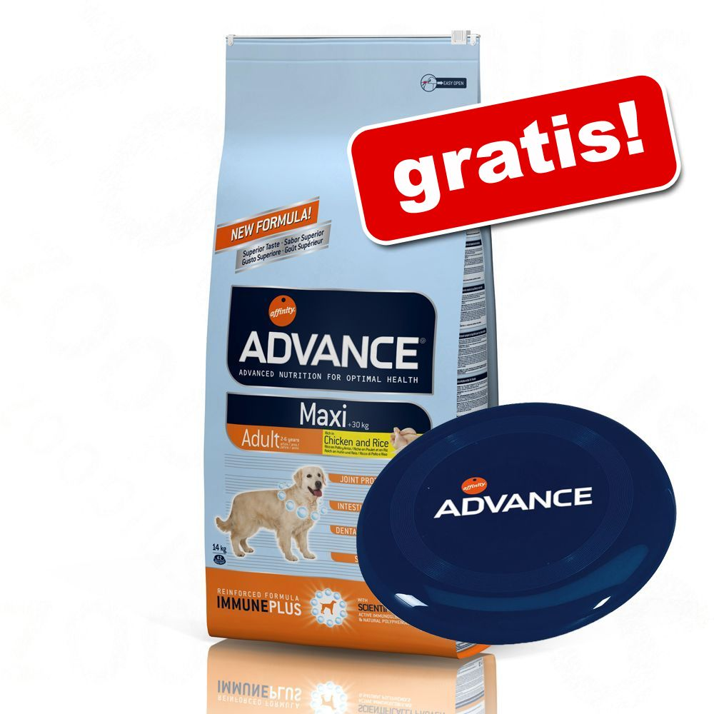 Image of Affinity Advance + Frisbee gratis! - Puppy Sensitive 12 kg