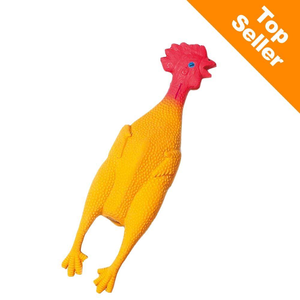 Kurczak zabawka dla psa - 1 sztuka